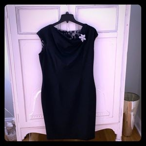 Jones NY Black Dress - Sz 14